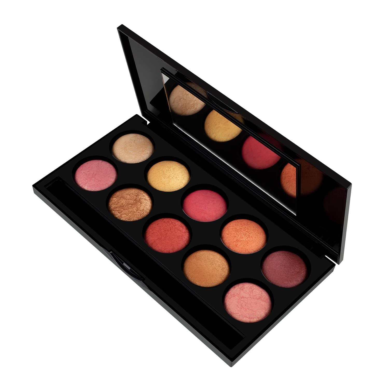 PAC Cosmetics Illuminating Eyeshadow X10 - 01 (Fantasy) EYBE_ILUMINAT10X01 EYES