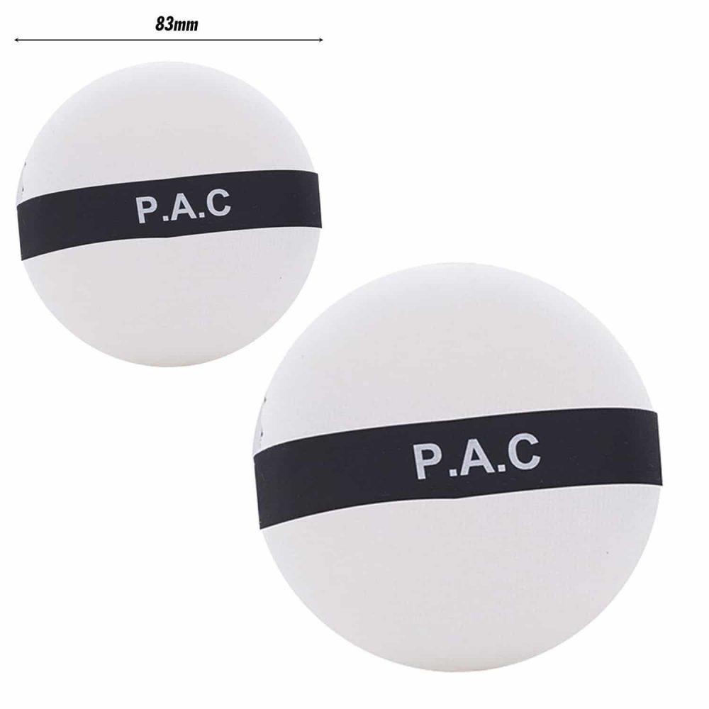 PAC Cosmetics Large Cotton Puff (Round) (White) (1 Pc)