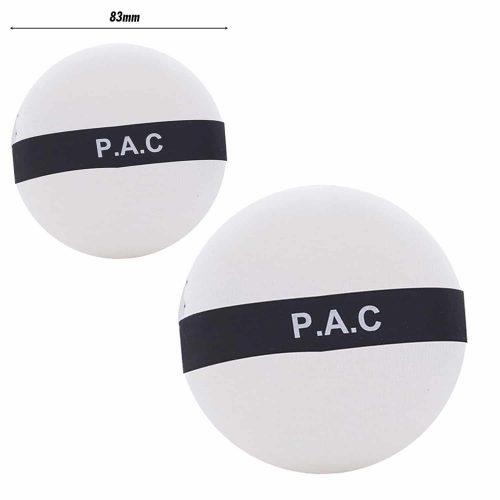 PAC Cosmetics Large Cotton Puff (Round) (White) (1 Pc)