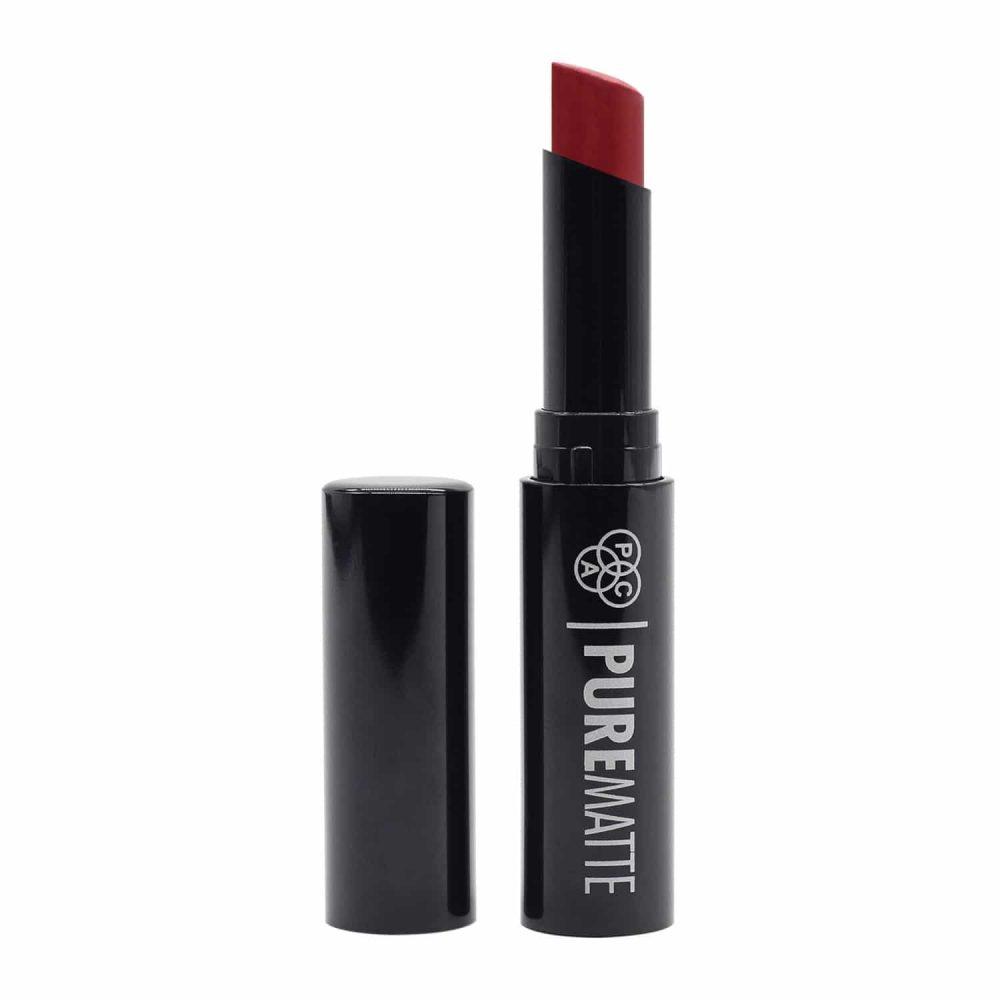 PAC Cosmetics Pure Matte Lipstick - 10 (Hot Stuff)