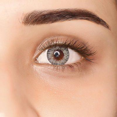 PAC Cosmetics IRIS Contact Lenses - Grey (1 Pair) EYCL_IRIS1P03 EYES