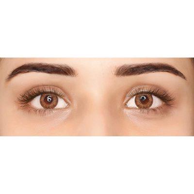 PAC Cosmetics IRIS Contact Lenses - Brown (1 Pair) EYCL_IRIS1P04 EYES