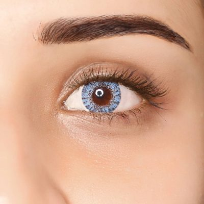 PAC Cosmetics IRIS Contact Lenses - Blue (1 Pair) EYCL_IRIS1P06 EYES