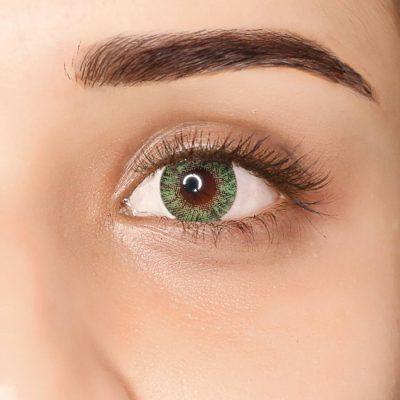 PAC Cosmetics IRIS Contact Lenses - Green (1 Pair) EYCL_IRIS1P07 EYES