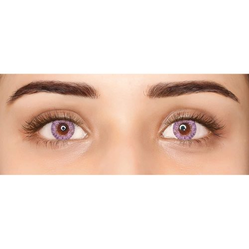 PAC Cosmetics IRIS Contact Lenses - Violet (1 Pair) EYCL_IRIS1P08 EYES