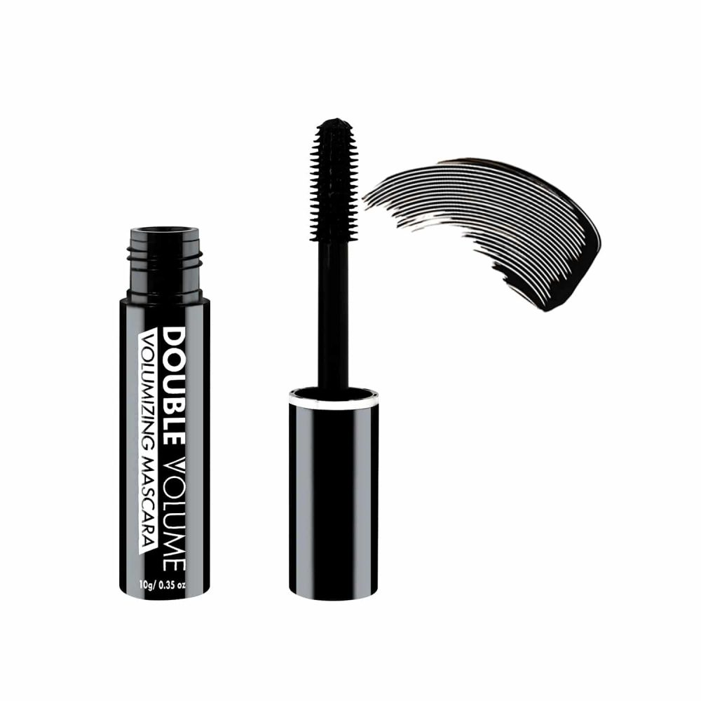 PAC Cosmetics Double Volume Mascara - 01 (Black) EYMC_DBLVOL01 EYES
