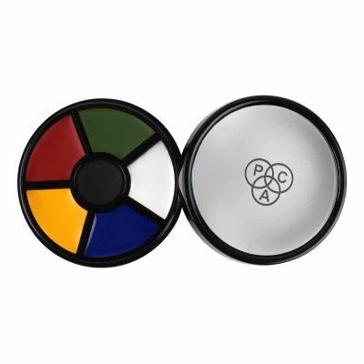 PAC Cosmetics Shade Corrector Wheel X6