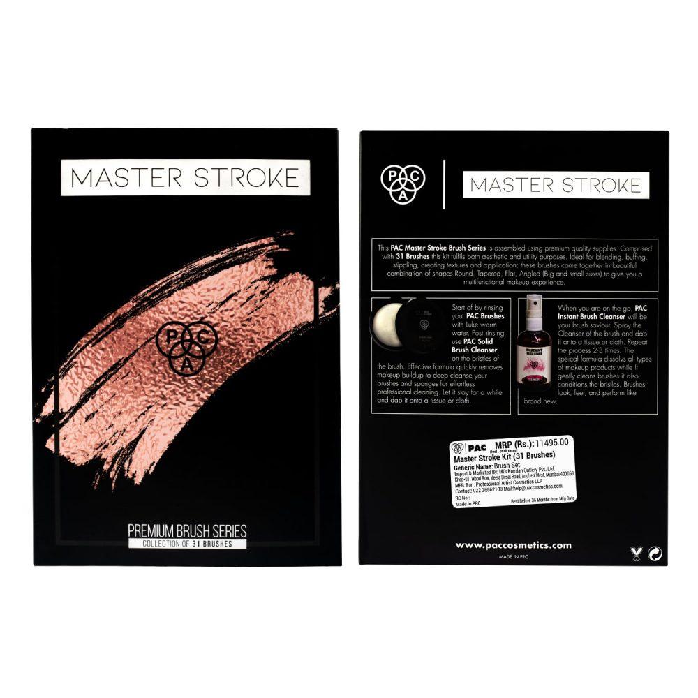 Master Stroke Series (31 Brushes)