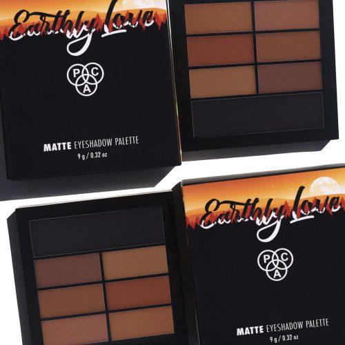 Eyeshadow X7 - Earthly Love (M)