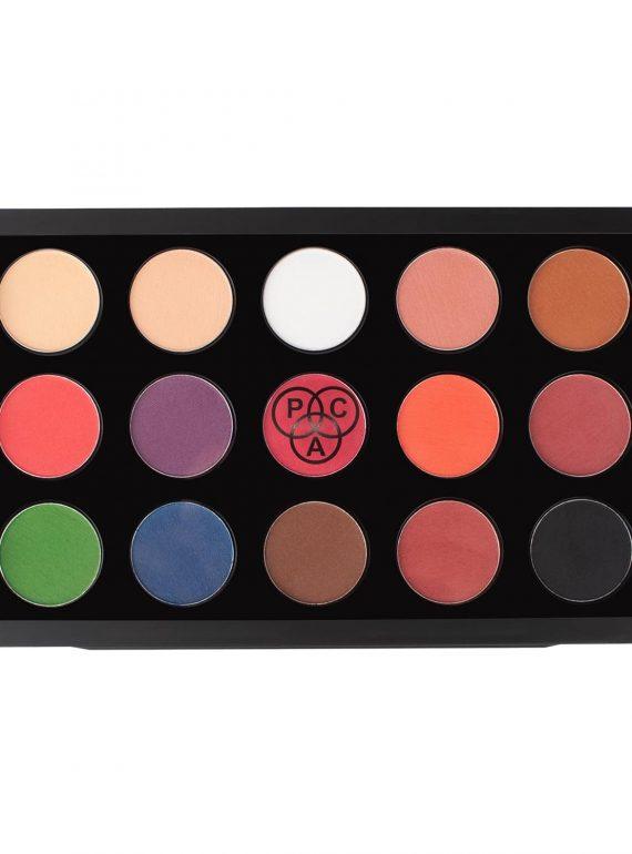 PAC Cosmetics Ultra Shadow X15, [M] - 01 (Subtle Beauty) EYPL_ULTRA15XMAT01 EYES