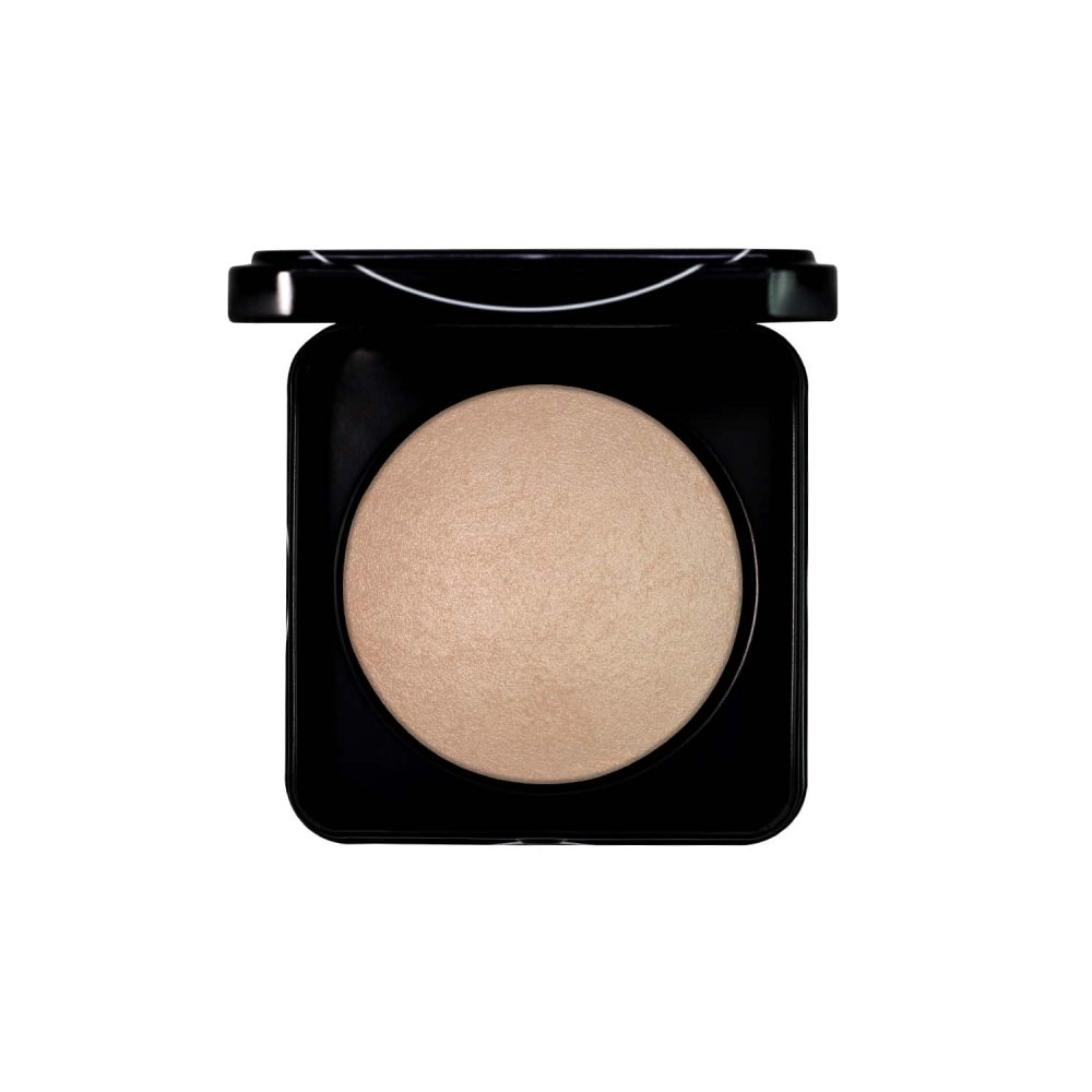 PAC Cosmetics Baked Highlighter - 01 (Ice Cold)
