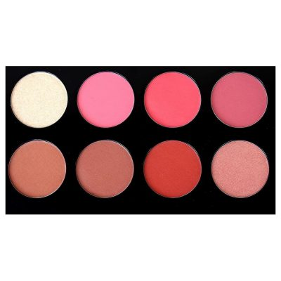 PAC Cosmetics Hush Blush Blusher X8