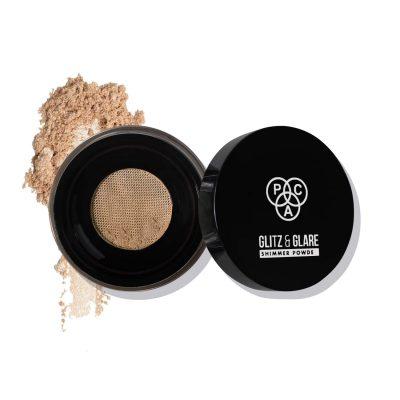 PAC Cosmetics Glitz & Glare Shimmer Powder - 01 (Blink Wink) Glitz & Glare Shimmer Powder