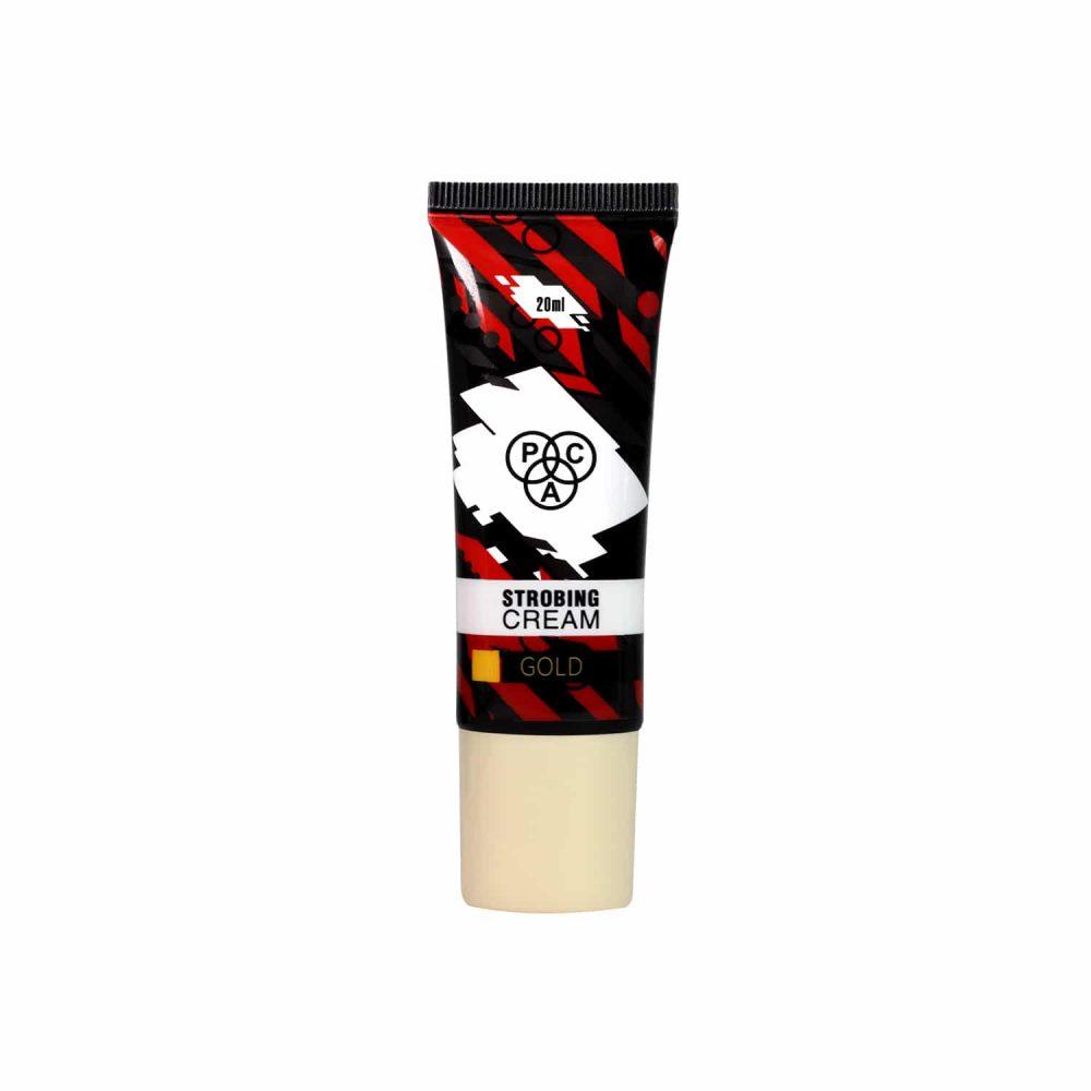 PAC Cosmetics Strobing Cream (Tube) - Gold Strobing Cream (Tube)