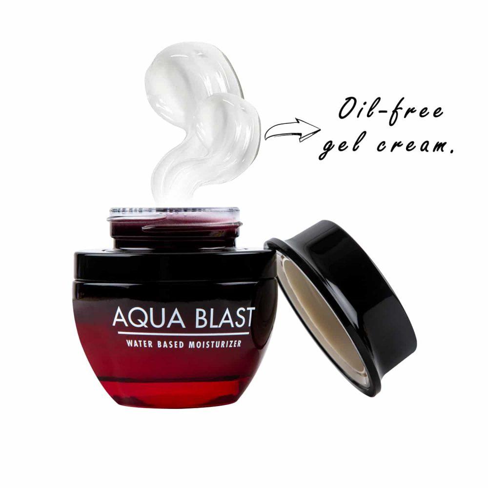 PAC Cosmetics Aqua Blast - Water Based Moisturizer FCMR_WTRBASE