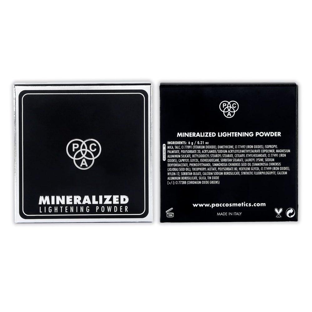 Mineralized Lightening Powder