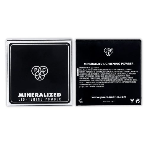 Mineralized Lightening Powder