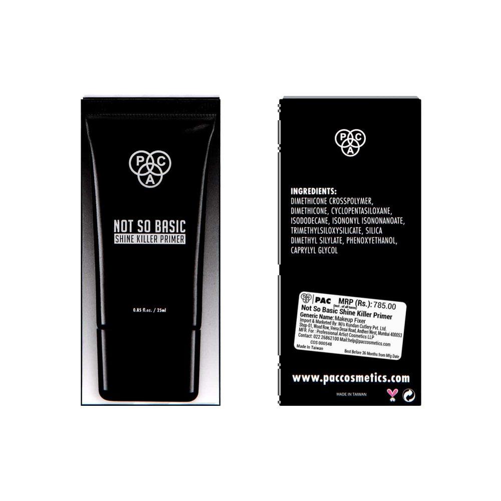 PAC Cosmetics Not So Basic Shine Killer Primer FCPM_NSBSHINKILR