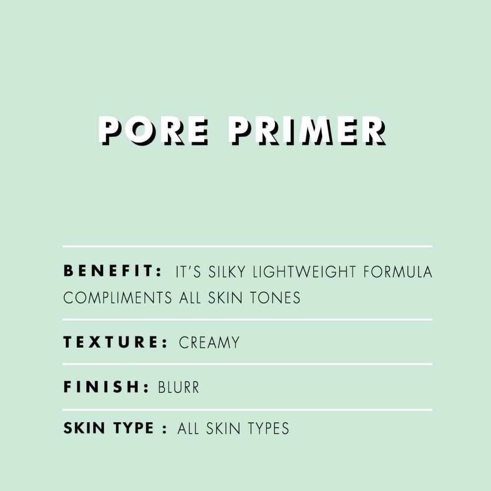 PAC Cosmetics Pore Primer FCPM_PORE