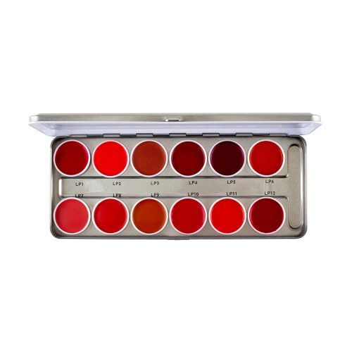 PAC Cosmetics Pro Lipstick Palette X12 LPPL_PRO12X
