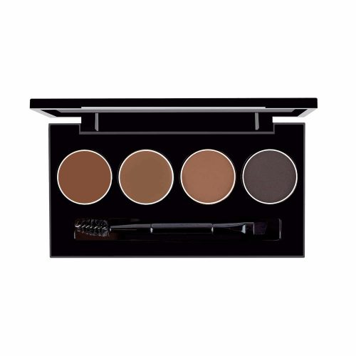 PAC Cosmetics SuperBrowww Palette X4 - 01 (Arch My Brows) EYBR_SUPRBRW4X01 EYES