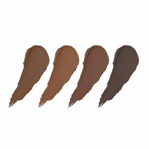 PAC Cosmetics SuperBrowww Palette X4 - 01 (Arch My Brows) EYBR_SUPRBRW4X01 EYES