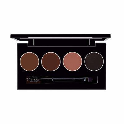 PAC Cosmetics SuperBrowww Palette X4 - 02 (Brow Binge) EYBR_SUPRBRW4X02 EYES