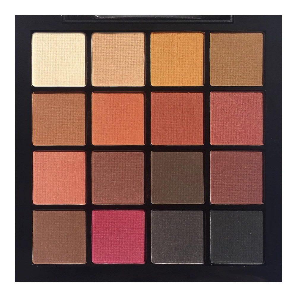 PAC Cosmetics Eyeshadow X16, [M] - Last Wish EYPL_16XMAT01 EYES