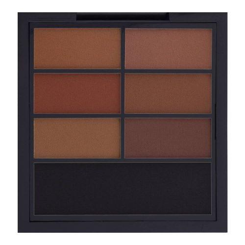 PAC Cosmetics Eyeshadow X7, [M] - Earthly Love EYPL_7XM01 EYES