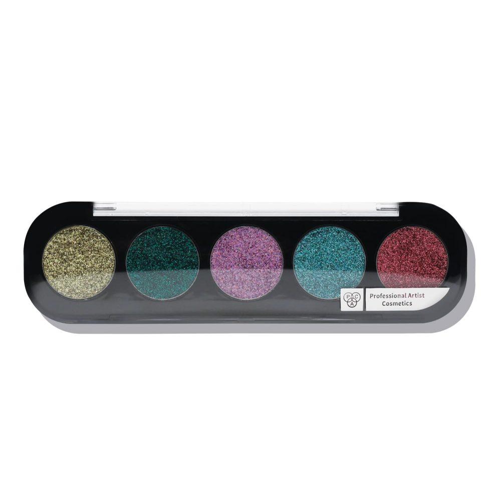 PAC Cosmetics Glitter Eyeshadow X5 - 05 (Birthday Surprise) EYPL_GLITR5X05 EYES