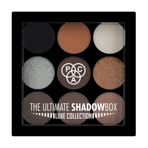 PAC Cosmetics Smoked Out Sass (Smokey), Luxe Shadowbox X9 EYPL_LUXE9X01 EYES