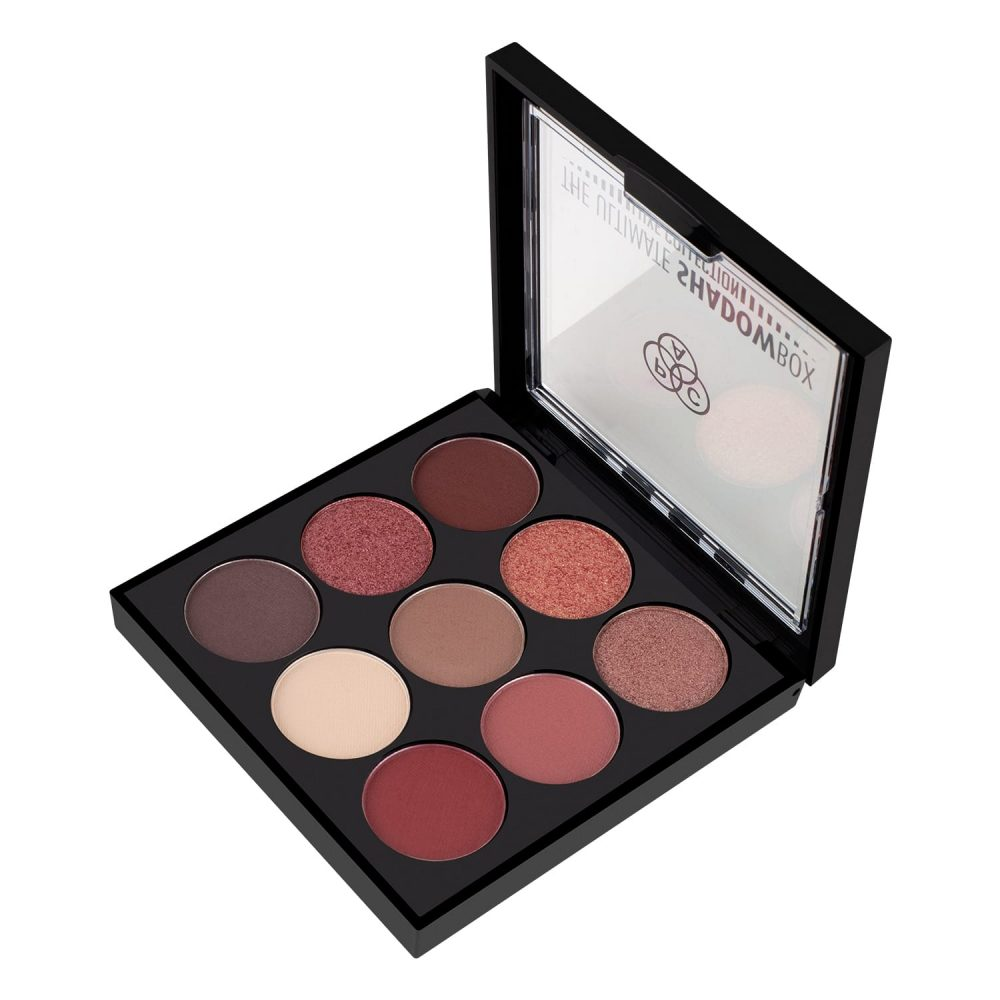 PAC Cosmetics Thinking Of You (Mauve), Luxe Shadowbox X9 EYPL_LUXE9X02 EYES