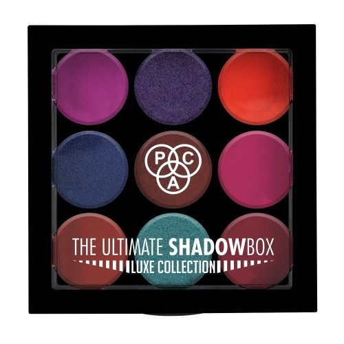 PAC Cosmetics Bold With A Bolt (Electric), Luxe Shadowbox X9 EYPL_LUXE9X03 EYES
