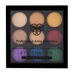 PAC Cosmetics Eyeshadow X9, [S] - Forever Yours (Bridal) EYPL_SHIMR9X01 EYES