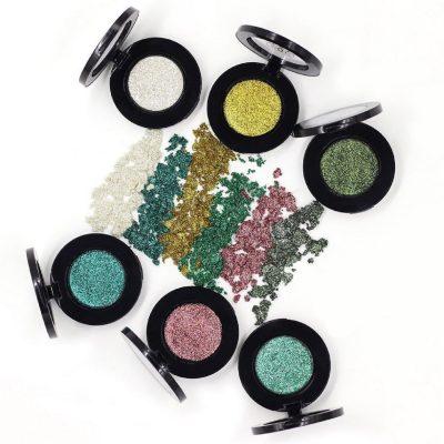 Pressed Glitter Eyeshadow