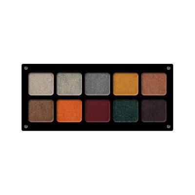 PAC Cosmetics VIBE Shadow X10, [C]-01 EYPL_VIBE10XC01 EYES