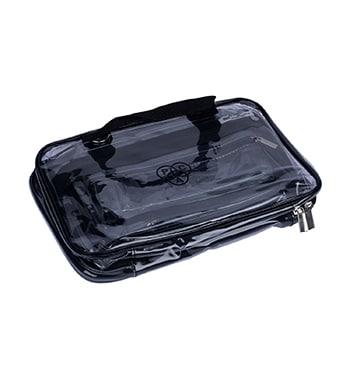 Zip-Me-Up Makeup Bags (Set of 3)